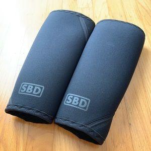 SBD knee sleeves • BLACK